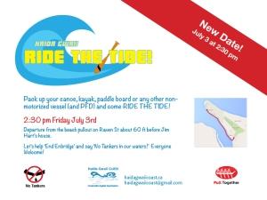 Ride the Tide Web.New